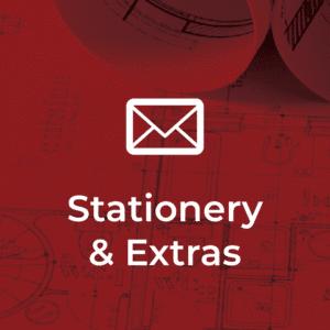 Stationery & Extras